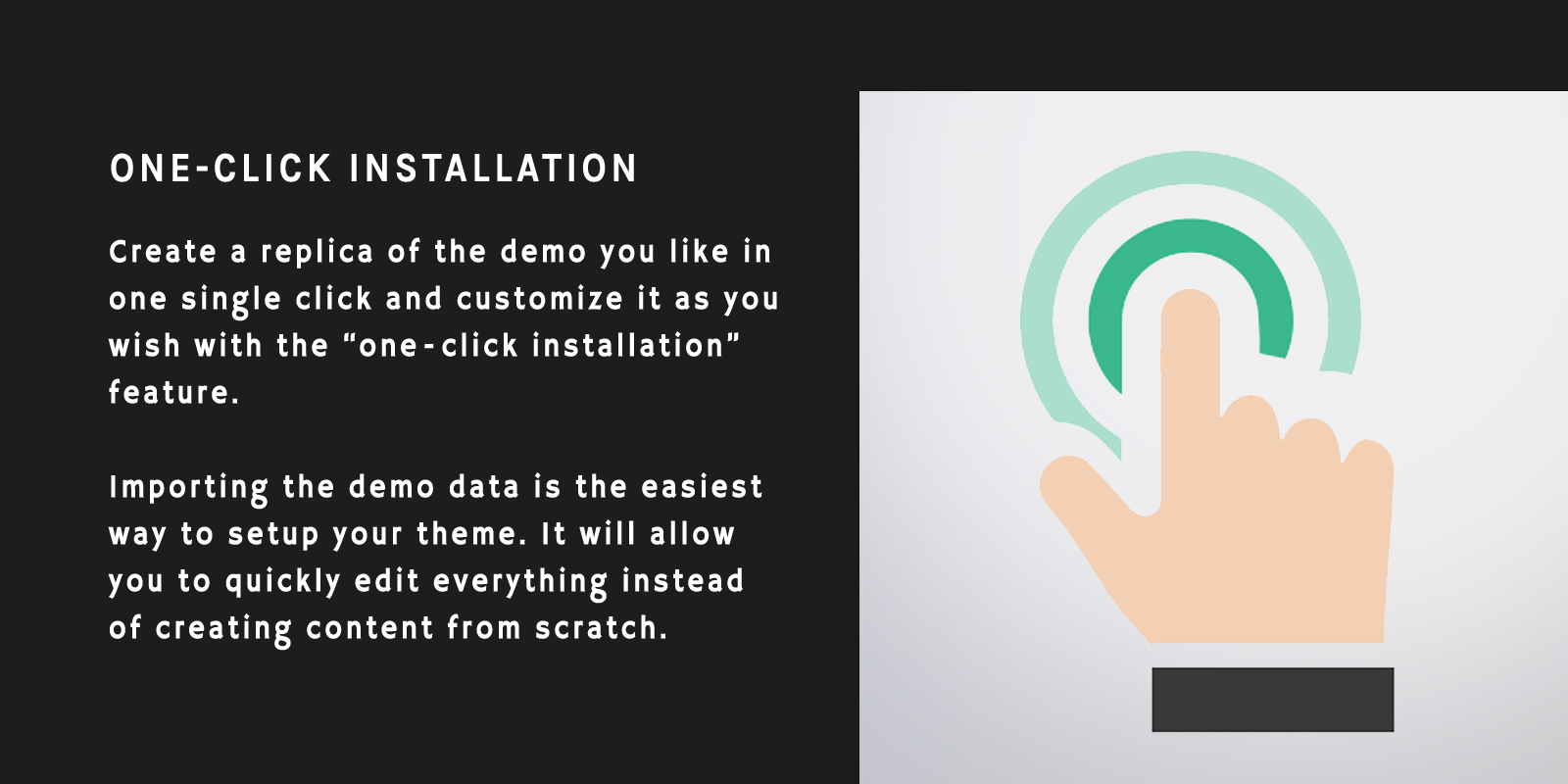 One-Click demo Installation