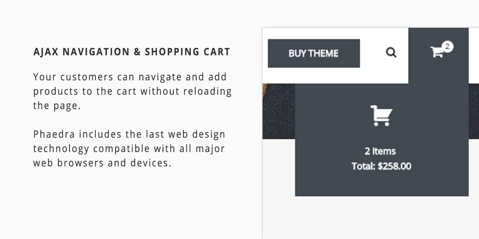 AJAX NAvigation & AJAX Shopping Cart