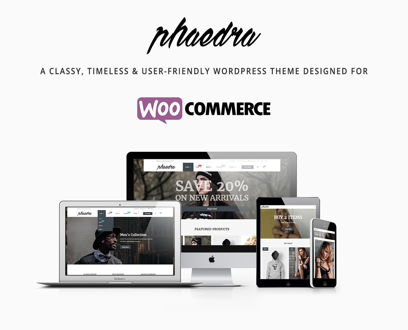 Phaedra – Clean & Simple WooCommerce Theme with AJAX ...