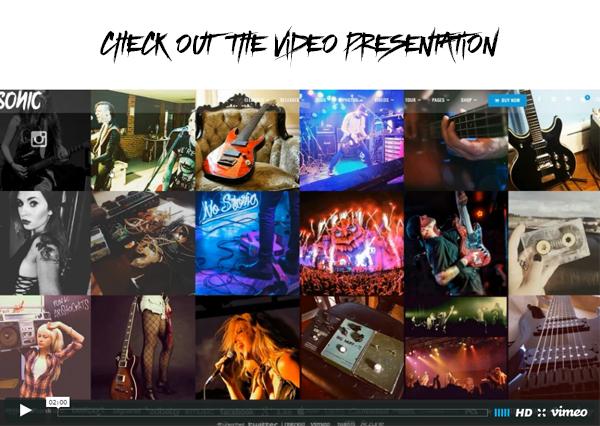 sonic-presentation